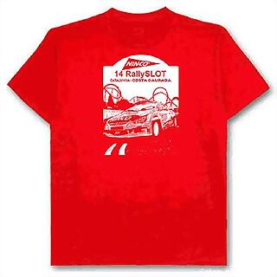 camiseta Ninco