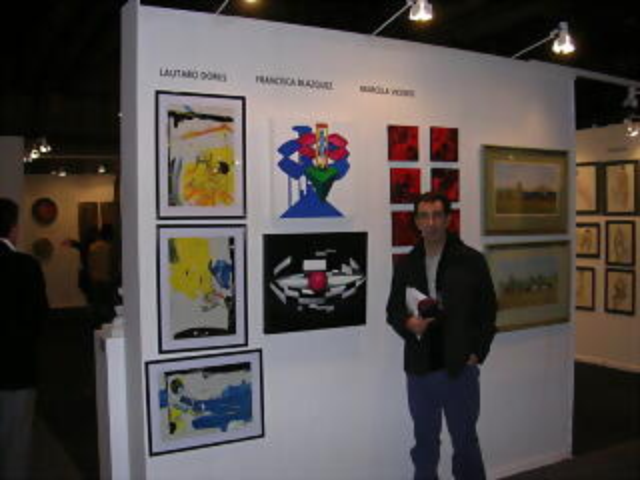 Jorge Omar Vera = Hipólito Restó Arte=