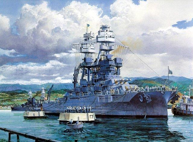 en Pearl Harbor