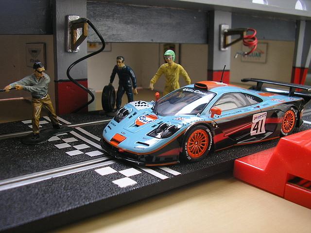 McLarenF1 Le Mans