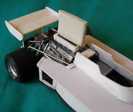 Surtees TS16 - B-19a