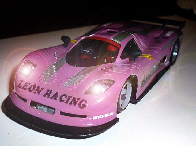 Mosler león racing II