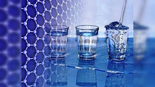 agua salada potable gracias al grafeno