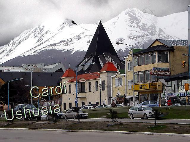 Casa de Gobierno, Ushuaia, Tierra del Fuego