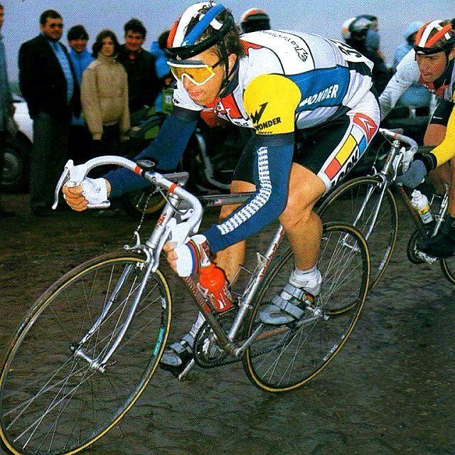 Paris-Roubaix, 1986.