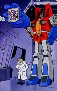 33. dr. arkevil y starscream
