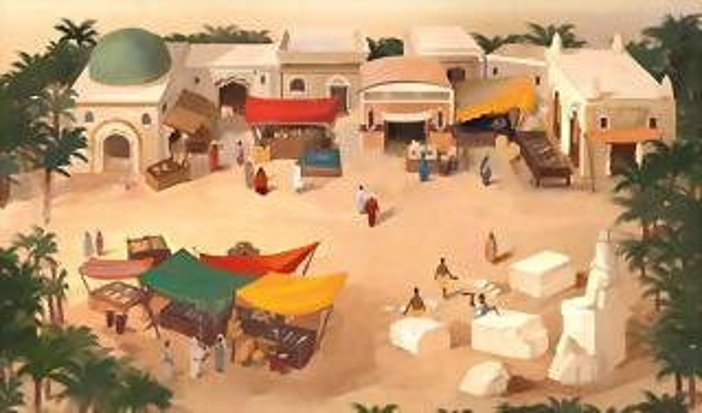 Imhotep-juego-de-mesa