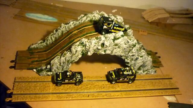 Puente subidon raid slot ca decorado