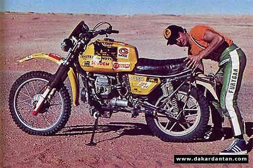 Moto+Guzzi+1979+V50+Paris+Dakar