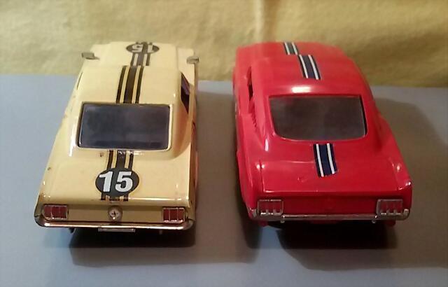 Aurora & Nichimo Mustang (9)