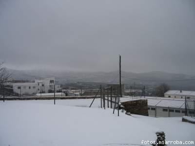 Grupo Escolar Gérgal nevada enero 06