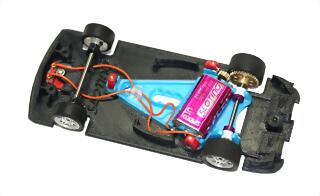 chassis Mercedes