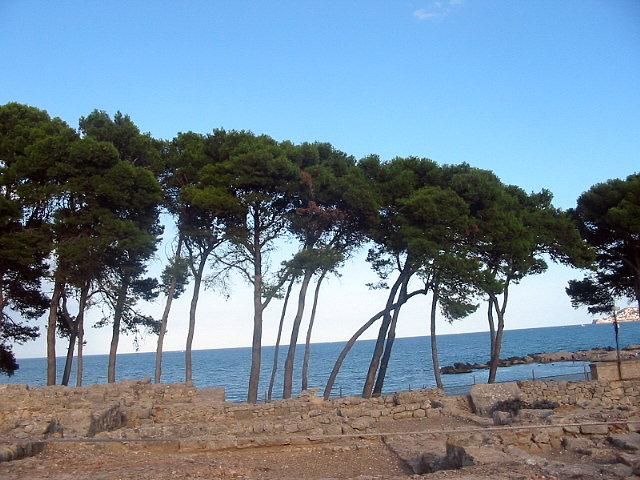 una playa muy bonita catalana