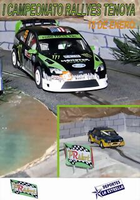 Cartel 1 tenoya rallye 2011 reducido