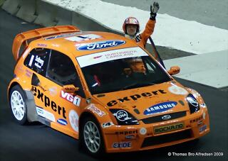 Ford Fiesta Proto 2009 Extreme Show H Solberg EXPERT 01