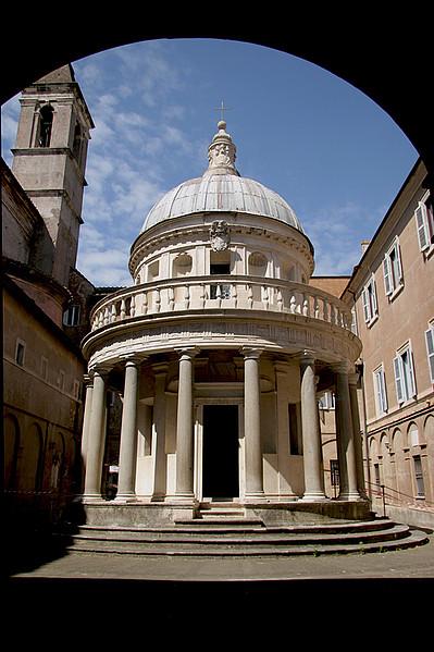 San-Pietro-in-Montorio-Rome 1