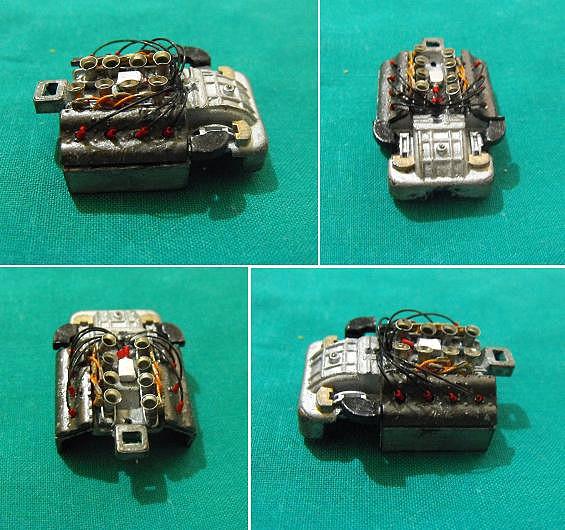 DFV TYRRELL P34 10 f colage