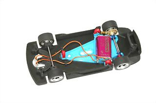 SP600006 mounted chassis Mercedes DTM -Carrerra-