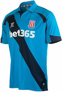 Stoke City 14-15 Away Kit (2)