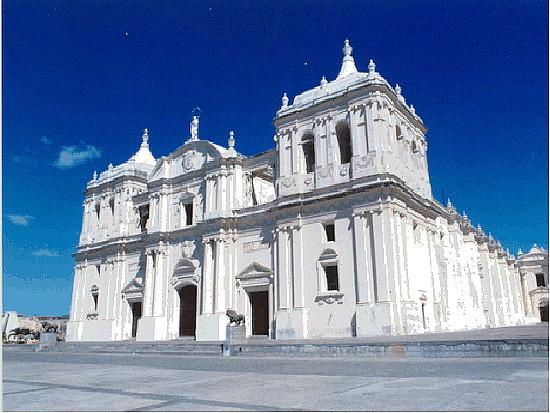 Nicaragua. Catedral de Le?n