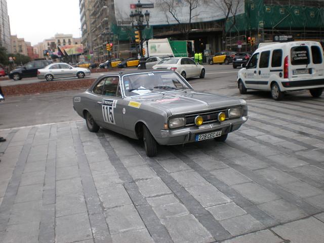 Rallye Montecarlo Vehiculos Historicos 2011 139