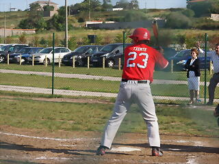 Txente batting
