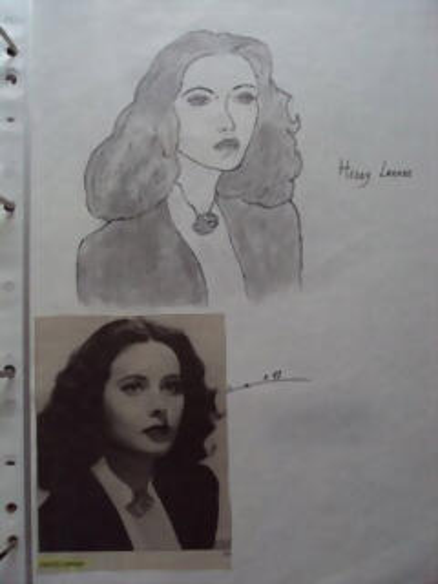 Heddy Lamarb