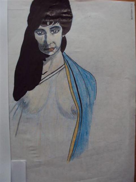 Liz Taylor en Cleopatrab