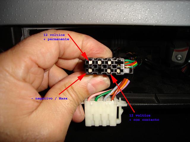 4 tensiones concector c3