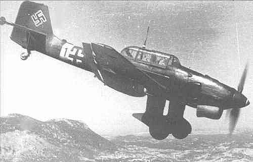 Junkers Ju 87B2