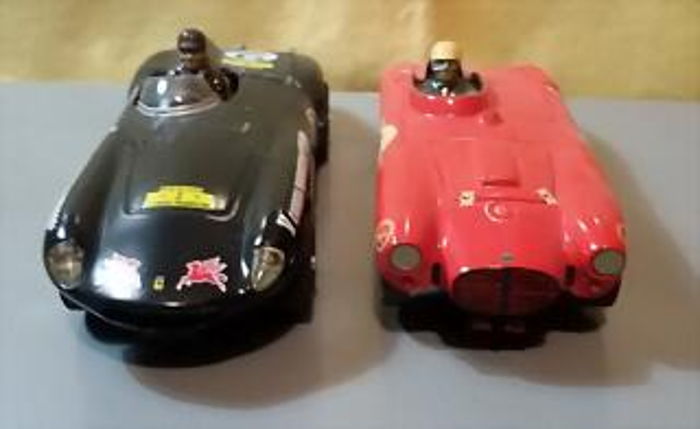 BUM Lancia D24 & Ferrari 750 Monza (3)