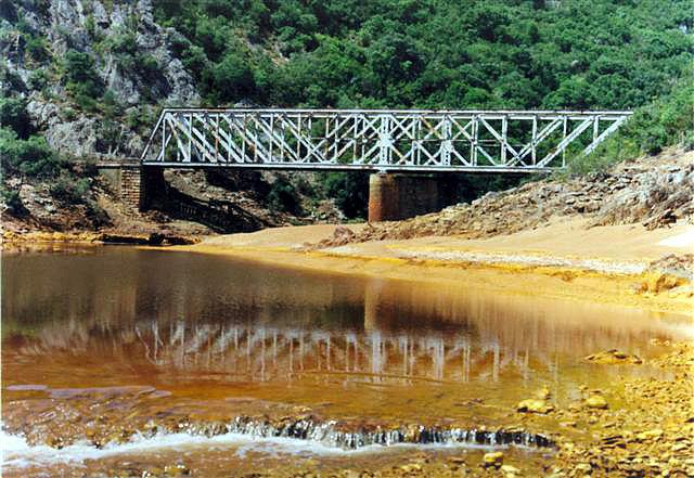 Puente Salomon Aguas abajo, FC Riotinto