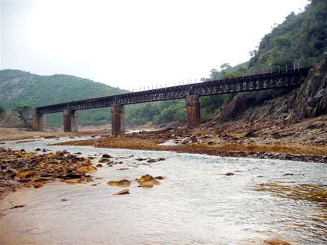 FC. de Riotinto Puente de Los Manantiales