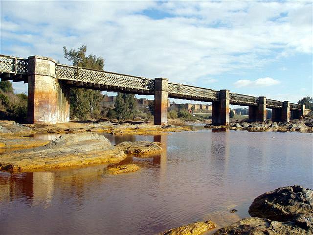 FC minero de Riotinto, Puente de Niebla