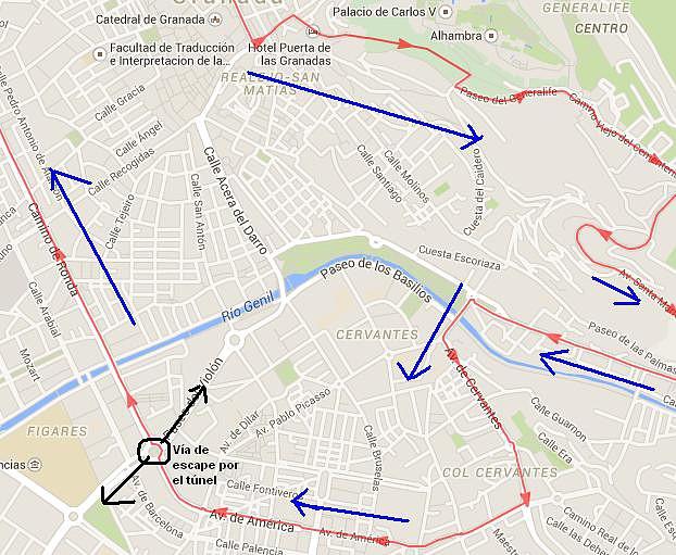 mapa granada 2