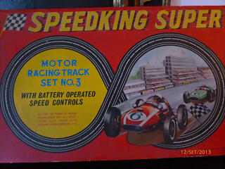 Speedking Set Vanwalls 6