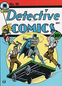 detective comics 55