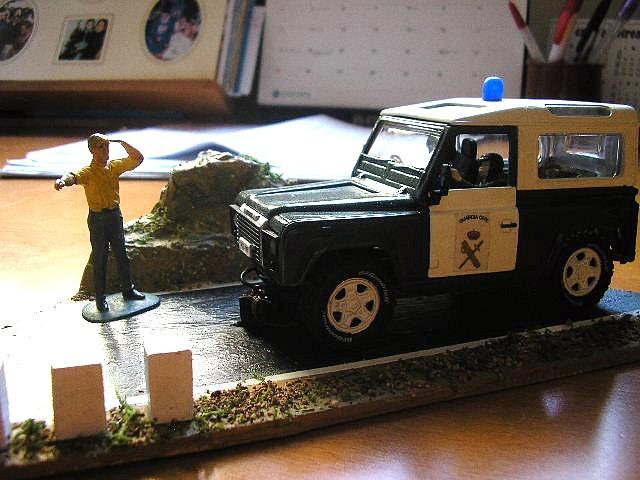 Land Rover Benemerita