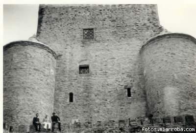Amigos en el Castillo de Gérgal