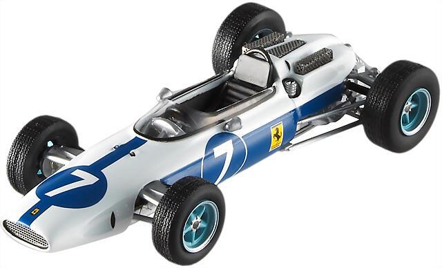 Ferrari-158-F1-GP.-Mexico-n?-7-John-Surtees-(1964)-Hot-Wheels-143-i11803