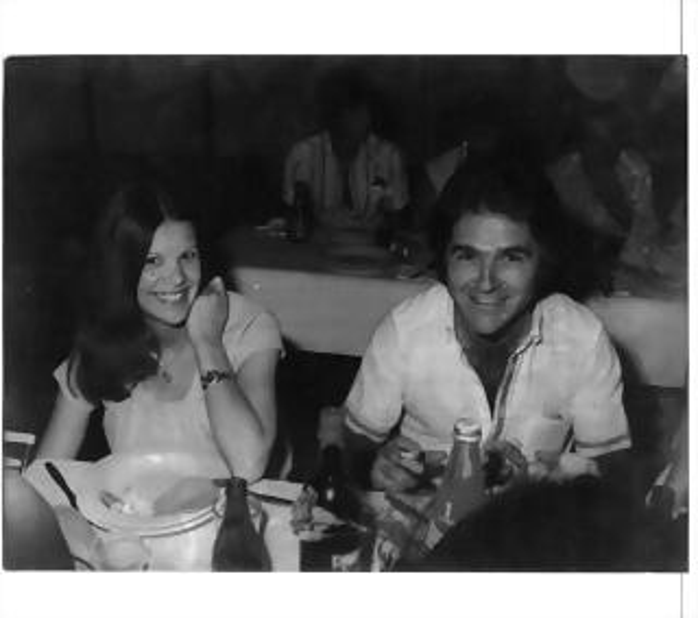 Rosa y Mariano, allá por el 78-79