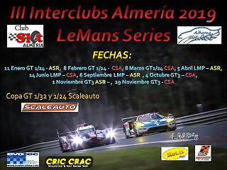 LeMans Series 2019
