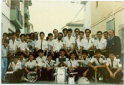 II Certamen de Bandas de Música de Churriana
