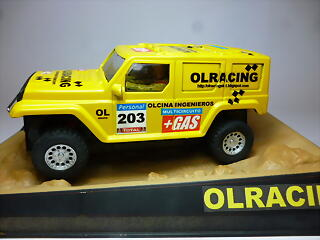 jeep wrangler RR raid slot car (9)