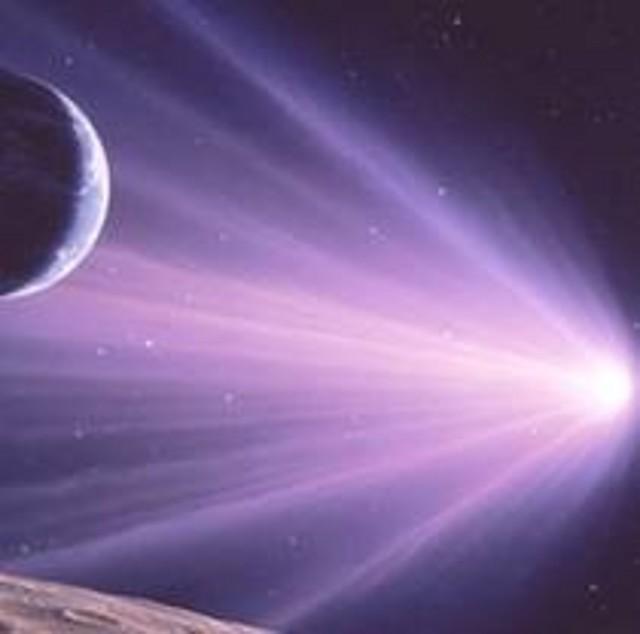 ozono21 Rayos Cosmicos que golpean la TIERRA