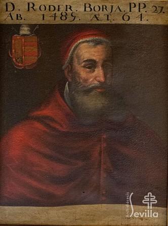 Borja, Rodrigo de