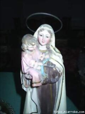 Virgen Carmen Gérgal familia Pérez Barón 4