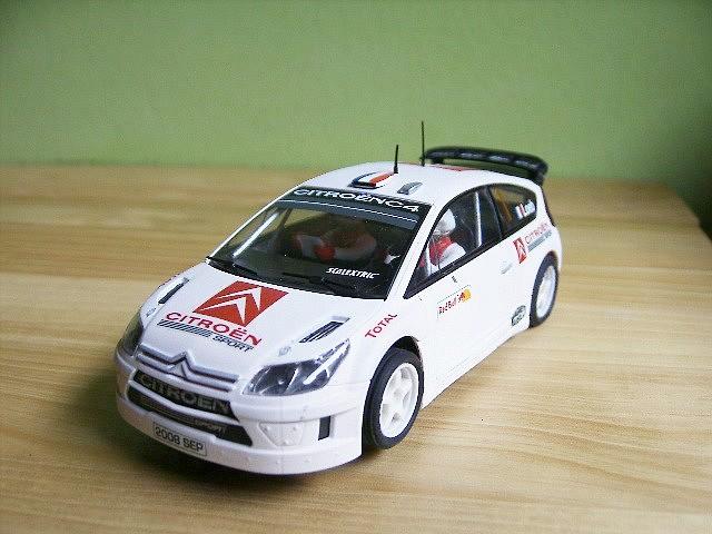 Citroen C4 Test Car (1)