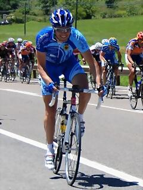 isaac suarez 1ª etapa circuito Montañes