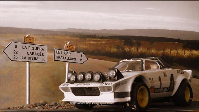 rally - Diorama Rally Catalunya by AlotSlot 3755371F011754AFB0352D54AFAEAD